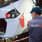 Alstom gagne du temps dans le renouvellement des RER B