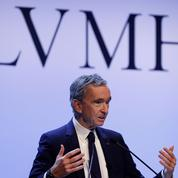 Louis Vuitton et Dior tirent la reprise de LVMH
