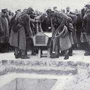 Le soldat inconnu: l'hommage de la France aux morts sans visage
