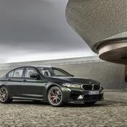 BMW M5 CS, une édition exclusive