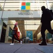 Profitant du Covid, Microsoft signe le meilleur trimestre de son histoire