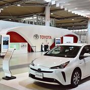 Toyota et Tesla au sommet de l'automobile mondiale