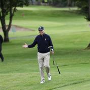 Joe Biden, dans la lignée de ces présidents golfeurs