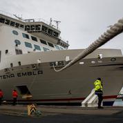 Les liaisons directes par ferry entre la France et l'Irlande se multiplient