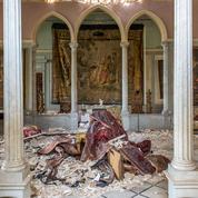Le Palais Sursock à Beyrouth, un joyau meurtri