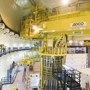 Dans les entrailles de la centrale nucléaire de Flamanville