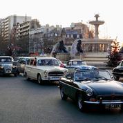 Traversée de Paris, les anciennes défilent le 31 janvier