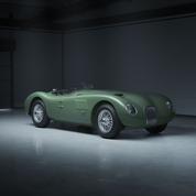 Jaguar Type C, la renaissance d'une championne