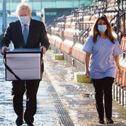 Vaccins: Bruxelles déclenche une crise avec Londres puis fait marche arrière