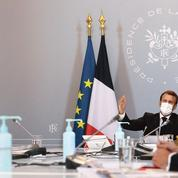 Confinement repoussé: l'histoire secrète de la décision surprise de Macron