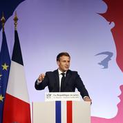 Séparatisme: «Raviver l'esprit du discours des Mureaux»