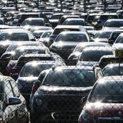 Terne début d'année pour l'automobile en France