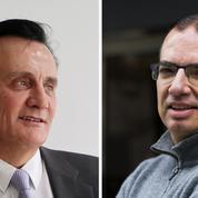 Pascal Soriot et Stéphane Bancel, deux Français expatriés au cœur de la course au vaccin