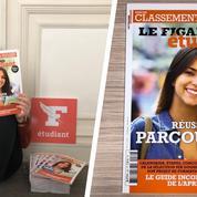 Retrouvez le Figaro Étudiant en kiosque avec un hors-série consacré à Parcoursup