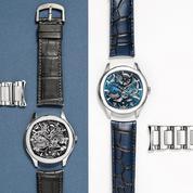 Montres squelettes: les horlogers affichent leur transparence