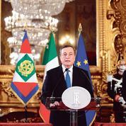 Mario Draghi chargé de former un gouvernement pour sortir l'Italie de la crise