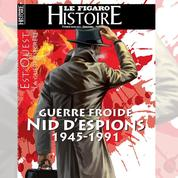 Guerre froide, nid d'espions