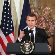 Macron veut «réinventer» la relation transatlantique