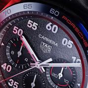 Porsche et TAG Heuer dévoilent une Carrera en commun