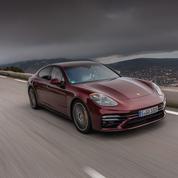 Porsche Panamera Turbo S, le diable en ballerine