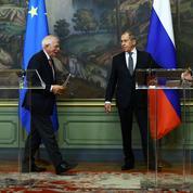 Affaire Navalny: l'UE ambivalente après le camouflet infligé à Josep Borrell en Russie