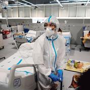 Le Zendal, ce nouvel hôpital de Madrid taillé pour affronter l'épidémie de Covid-19