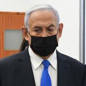 Benyamin Netanyahou fait profil bas devant ses juges