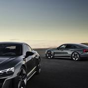 Audi e-Tron GT, le grand tourisme transcendé