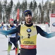 Biathlon: pourquoi l'après Martin Fourcade est si compliqué