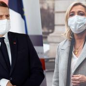 Emmanuel Macron-Marine Le Pen: le duel à distance a déjà commencé
