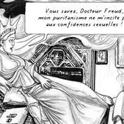 Frink et Freud de Pierre Péju et Lionel Richerand: la psychanalyse à l'assaut de l'Amérique
