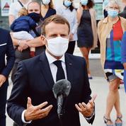Macron peine à mettre en scène son bilan social