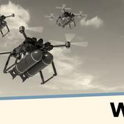 Drones militaires: la guerre du futur