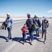 Le Chili dépassé par l'afflux de migrants vénézuéliens