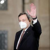 Italie: un agenda encore en pointillé pour Mario Draghi, futur président du Conseil