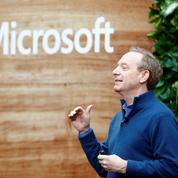 Presse: Microsoft ouvre un nouveau front dans la bataille des Gafam