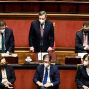 Mario Draghi veut remettre l'Italie sur pied