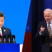 Après Trump, Biden poursuit le bras de fer avec la Chine