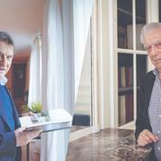 Claudio Magris-Mario Vargas Llosa: plaidoyer pour la littérature