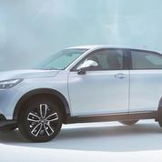 Honda HR-V Hybride, sobriété et dynamisme