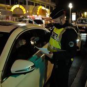 Covid-19: des contrôles de police renforcés ce week-end