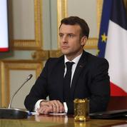 Vaccins: Emmanuel Macron plaide la cause de l'Afrique au G7