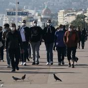 À Nice, les habitants partagés entre crainte et fatalisme face au Covid-19