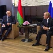 Alexandre Loukachenko marchande son avenir avec Vladimir Poutine