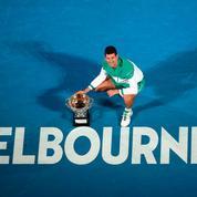 Open d'Australie: le patron, c'est bien Novak Djokovic