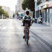 Jean-Pierre Robin: «Les Français ont-ils vocation à devenir livreurs à domicile et à vélo?»