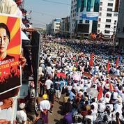 La résistance à la junte s'amplifie en Birmanie