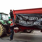 À Lyon, la colère des éleveurs privés de cantine
