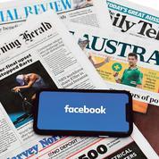 Facebook signe la paix avec l'Australie