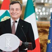Mario Draghi relance l'Italie dans le jeu européen
